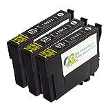 OGOUGUAN Remanufactured Epson 288 288XL 288 XL Ink Cartridges High Capacity - for Epson Expresson XP-330 XP-430 XP-340 XP-440 XP-434 XP-446 3Black