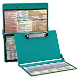 WhiteCoat Clipboard - TEAL - Occupational Therapy Edition