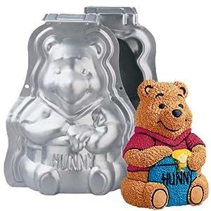 Amazon Com Wilton Winnie The Pooh Stand Up Cake Pan Set