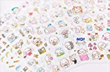 Small Cute Dog Letter Stickers Scrapbooking