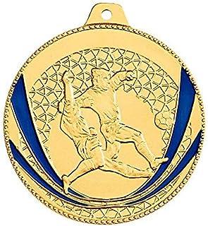 Trophée Sportif Medaille Foot 50MM - Lot de 10