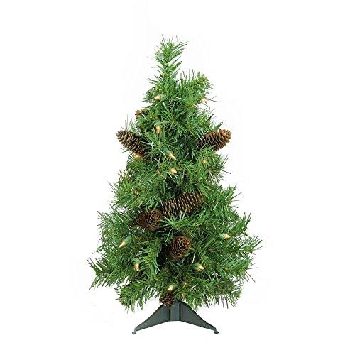 Pre Lit Dakota Tree - Northlight 2' x 17