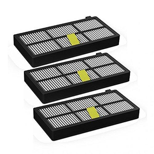 Filtros Hepa ENOVA® ESPAÑA para Roomba iRobot series 800, 860, 865 ...