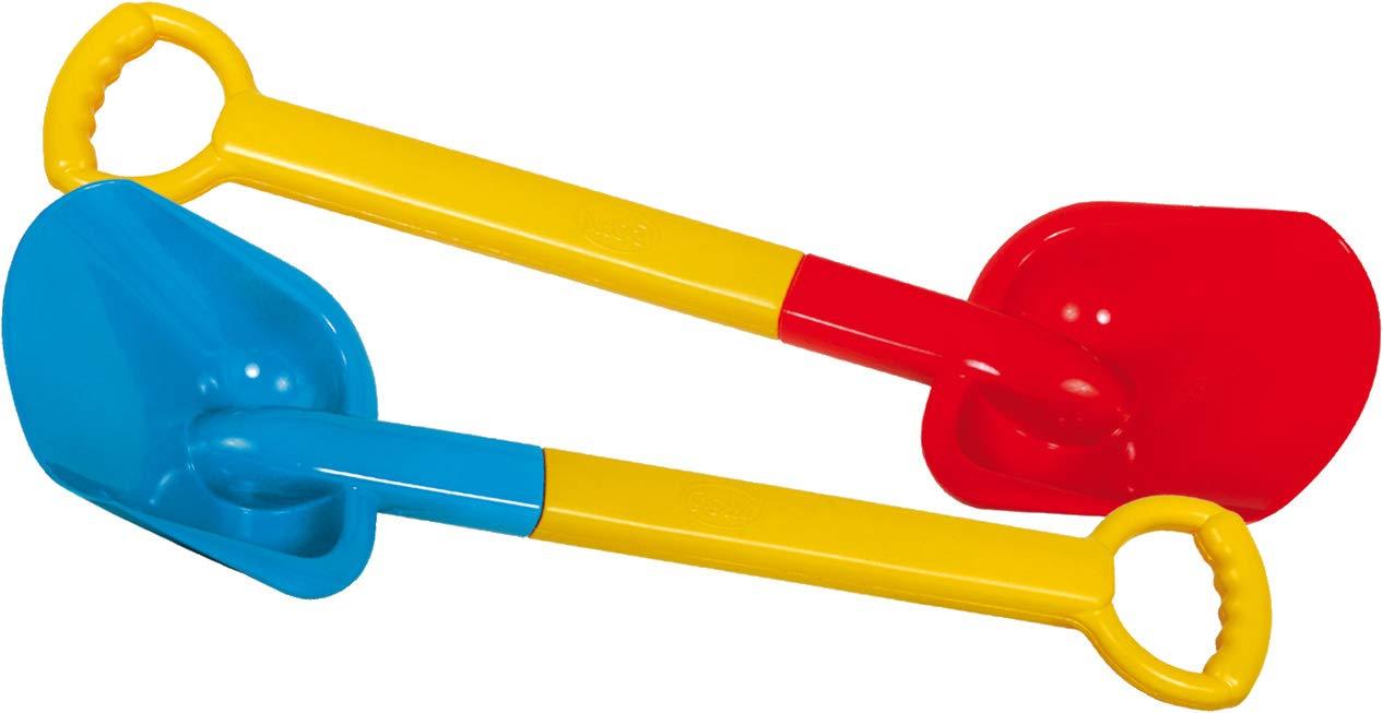 einzeln Gowi 559-18 Stabilo Schaufel 50cm Sandk/ästen und Sandspielzeug farblich sortiert