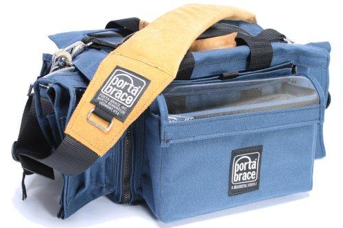 Portabrace AO-1.5X Audio Organizer Case (Blue)