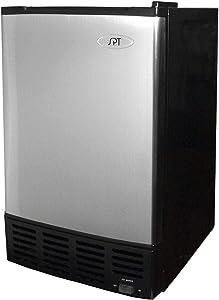 Sunpentown IM-151US Freezer Under- Under-counter Ice Maker