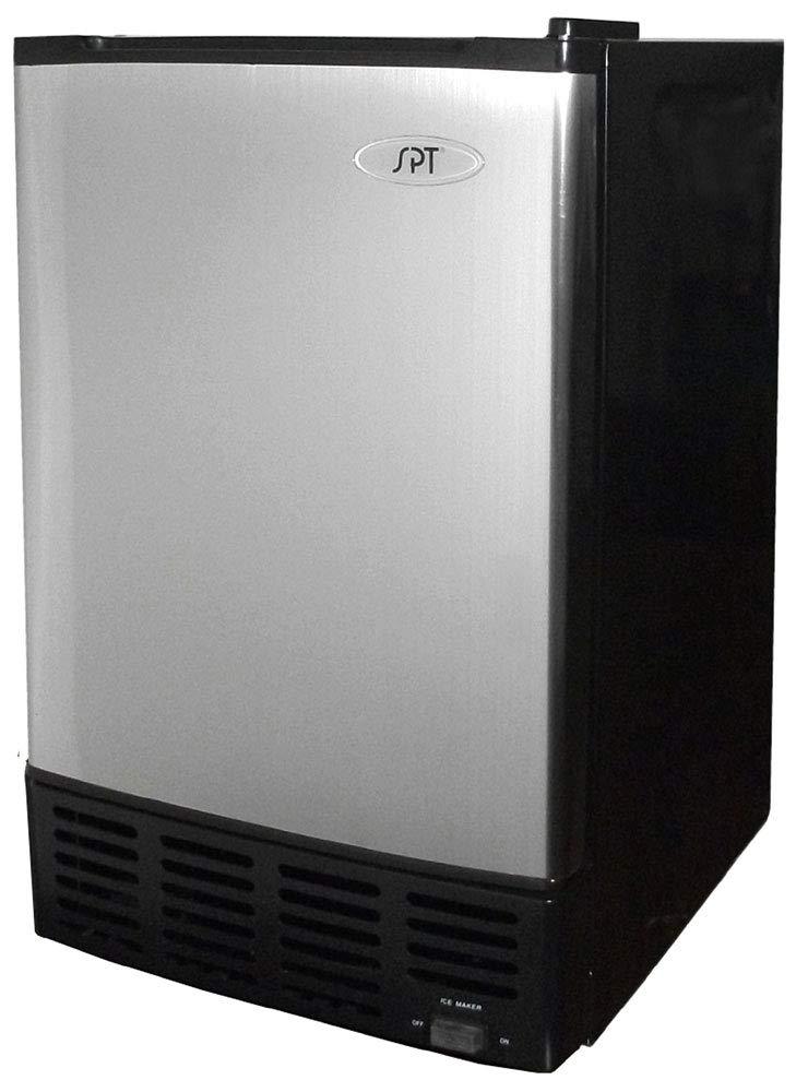 Sunpentown IM-151US Freezer Under-Counter Ice Maker