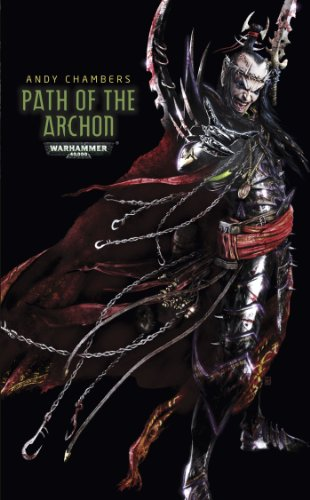 book cover of Path of the Archon