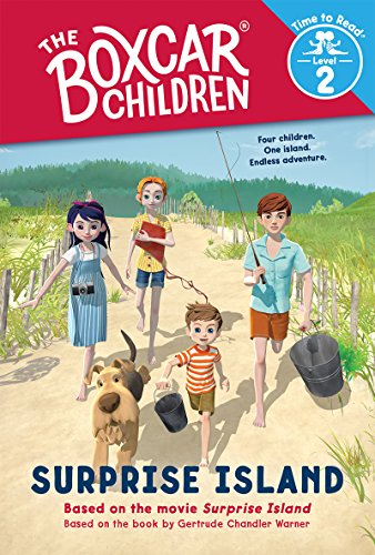 Surprise Island (The Boxcar Children: Time to Read, Level 2) (English Edition)
