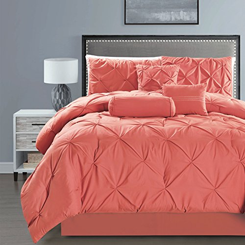 Coral Bedding Sets: Amazon.com