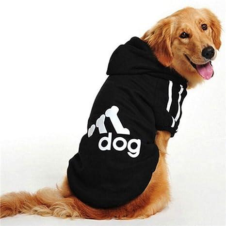 TYJY Ropa para Perros Grandes Bulldog Ropa De Abrigo Pitbull Ropa De Abrigo Ropa De Invierno