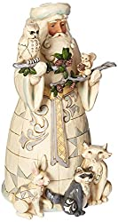 Heartwood Creek by Jim Shore Woodland Santa Claus Figurine Sculpture