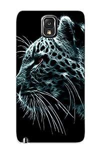 Premium Durable Leopard Fashion Tpu Galaxy Note 3 Protective Case Cover
