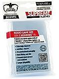 Ultimate Guard UGD010088 - Supreme Hüllen für Brettspielkarten 7 Wonders™, 80 Stück