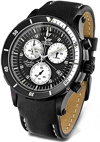 Vostok Europe Anchor Chrono Men's Chronograph Watch - 6S30/5104184