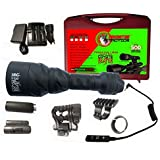 Coyote Reaper Rifle Edition - 4 LED Kit with Intensity Control (GREEN, RED, AMBER & WHITE LED's Included)
