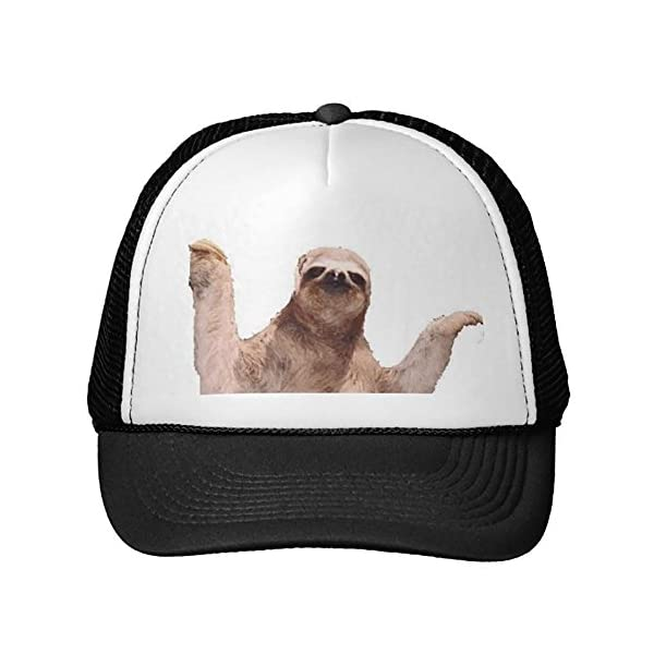 Sloth Trucker Hat -