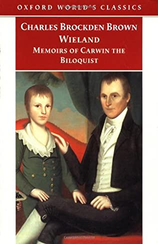 book cover of Wieland