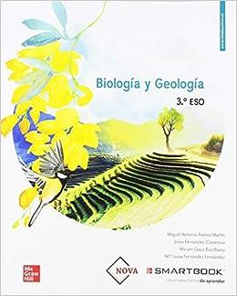 Biología y Geología 3 ESO: Amazon.es: Fernández Fernández,Mª Luisa, Gayo Escribano,Miriam, Fernández Casanova,Jesús, Ibáñez Martín,Miguel Antonio: Libros