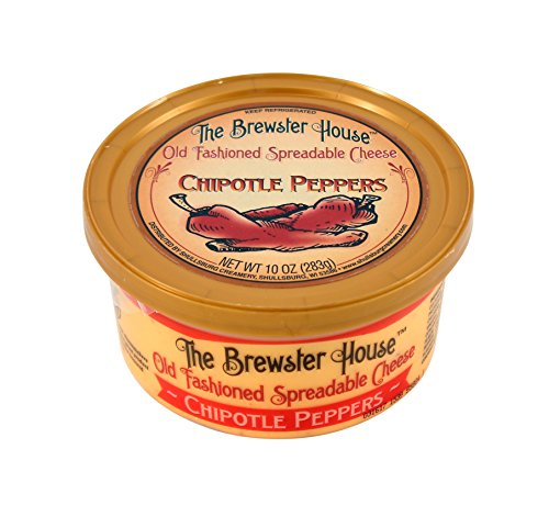Brewster House - Chipotle Pepper Cheese Spread - 10 oz. (Cheese Pepper Spread)