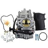 yamaha wolverine carburetor kit - Carbhub Yamaha Warrior 350 Carburetor, Wolverine 350 Carburetor Koaiak350 BW350 Carburetor, Carburetor For Yamaha Big Bear 350 2x4 4x4 ATV 87-96 YFM350