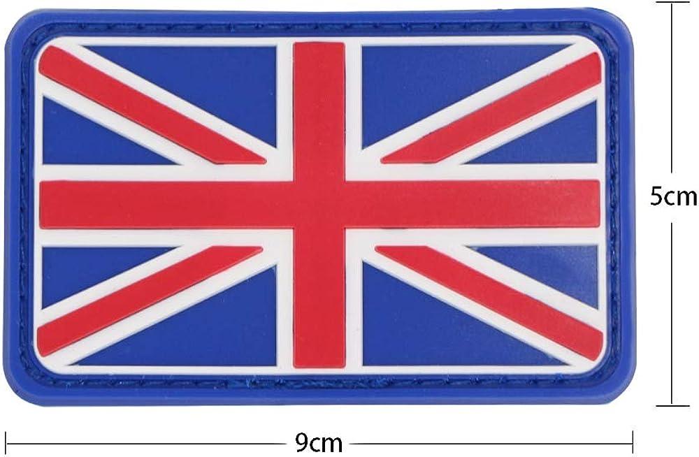 ZEHNHASE Klett Patch für Rücksack UK