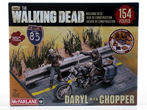 daryl with chopper building set - 3