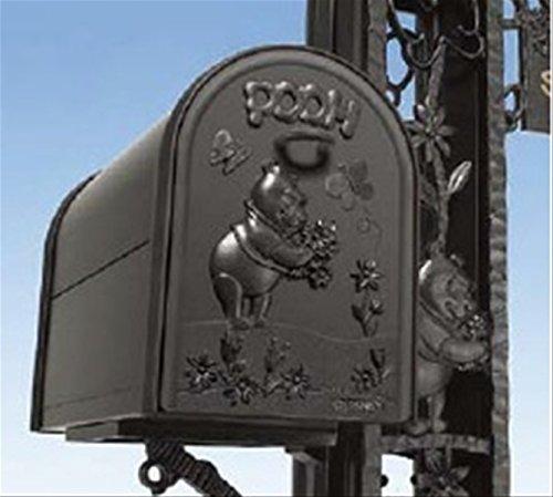 リクシル 新日軽 ディズニーポスト プーさん A型 『郵便ポスト』 B075R4BLY8 14688