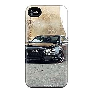 OVpykbM6646WbTGo Audi S5 Parked Fashion Tpu 4/4s Case Cover For Iphone
