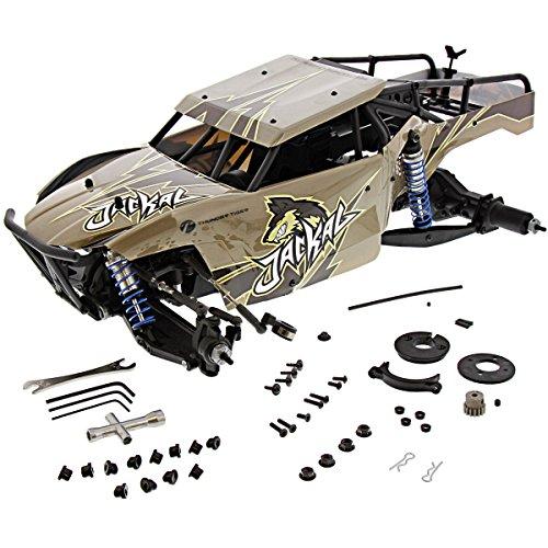 Thunder Tiger 1/10 Jackal Desert Buggy * ROLLER ROLLING CHASSIS w/ Transmission (Game Rolling Thunder)