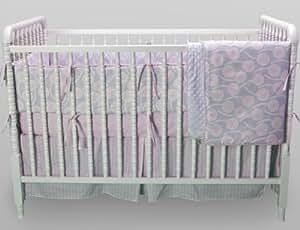 Amazon Com Kress Co Modern Pink And Gray Baby Girl 9