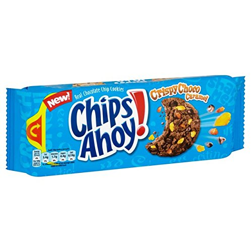 Chips Ahoy Choco Caramel 168g
