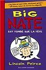Big Nate est tombé sur la tête par Peirce