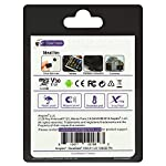 Amplim 64GB 128GB 32GB Micro SD Card Plus Adapter Pack MicroSD SDXC Class 10 U3 A1 V30 Extreme Pro Speed 100MB/s UHS-I UHS-1 TF MicroSDXC Memory Card for Cell Phone, Nintendo, Galaxy, Fire, Gopro 14 COMPATIBILE with all new 2016-2018 class10 high capacity micro SDXC or SD (Secure Digital) compatible phones such as Samsung Galaxy S9 S8 S7 Note 9 Note 8 Note 7, Sony Xperia, LG G7 V40, Nokia, Motorola Moto, USB readers, Nintendo Switch, Amazon Kindle Fire, Gopro, Microsoft Surface, PC, Mac, portable computers, drones, action cameras. COMPATIBILITY: Samsung Galaxy J8 J6 A9 A6 A6+ J7 Star Prime 2 S9 S9+ J2 Note 9 8 Tab S4 S3 J3 Book S8+ Plus S8 Active J7 V S7 Edge S7 Tab E Tab A (2018) S6; LG K30 G7 Q7 Q Stylus V40 V35 THINQ Zone 4 V30S K10 V30 V20 G6 K20 V Stylo 2 V Stylo 4 3 X Venture Charge Power G Pad F2 8.0 Pad X II; Sony Xperia XZ2 Premium Compact L2 XA2 Ultra Plus XZ1 L1 XZ; Nokia 7.1; Amazon Fire 7 Fire HD 8 Fire HD 10 and Kids edition. COMPATIBILITY Continued: Microsoft Surface 2 3 4 Pro LTE Surface Book Studio; Motorola Moto G6 G5 E5 E4 Play Plus X4 G5S Z2 Force Edition; HTC U12+ Desire 12 12+ U11 EYEs life U11+ Desire 555 One X10 Bolt; Huawei Y7 Prime Y6 Y3 Mate RS P20 10 Pro Lite MediaPad M5 M3 8 10 P Smart P9 lite MateBook Nova 2. Work with Verizon, AT&T, Sprint, T-Mobile, US Cellular, Unlocked and other carriers. Amazon Prime fast free shipping.