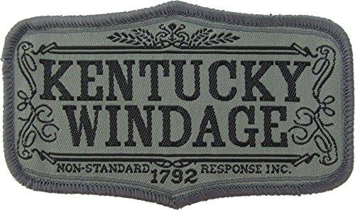 MilSpec Monkey Kentucky Windage Morale Patch (ACU Dark (Foliage Green)) ()