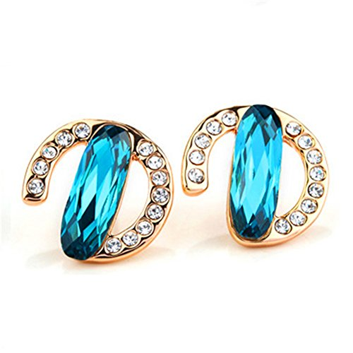 KaiSasi Ms Eighteen Springs Lovely Temperament Fashion Jewelry (Quoizel Ring)