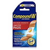 Compound W One Step Pads | Salicylic Acid Wart