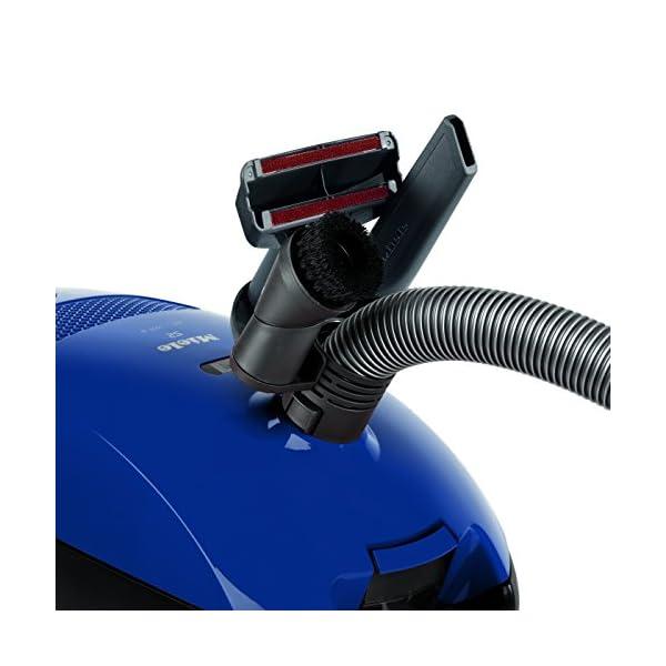 Miele 9863720 Classic C1 Junior EcoLine Vacuum, 800 watts, Blue