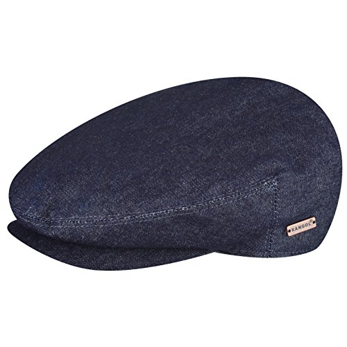 Kangol Men British peebles Raw Denim S by Kangol