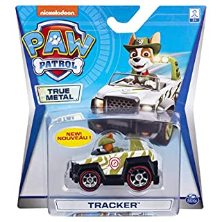 Paw Patrol Jungle Tracker Die Cast