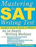 Mastering the SAT Writing Test, Denise Pivarnik-Nova, 076459835X