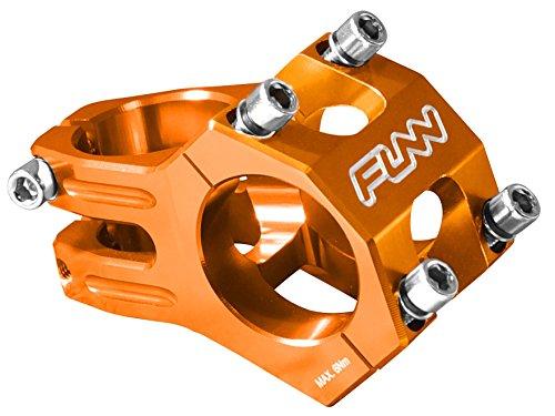 Funnduro MTB Stem, Bar Clamp 31.8mm, Ultralight and Tough Alloy stem for Mountain Bike