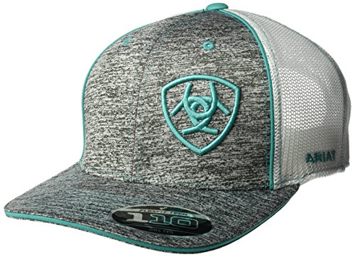 ARIAT Heather Teal Mesh Cap