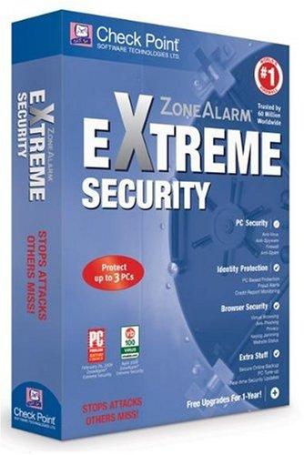 Buy now zonealarm extreme security 2010