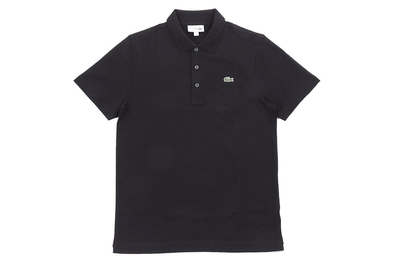 LACOSTE(ラコステ) 半袖 ポロシャツ ワンポイント ウルトラライトニット