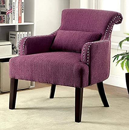Amazon.com: Hebel Celina Accent Chair | Model CCNTCHR - 301 ...