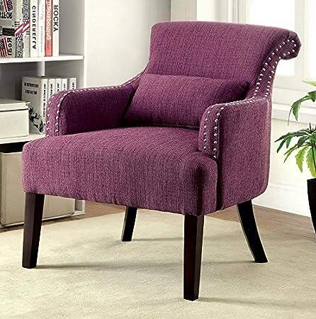 Amazon.com: Hebel Celina Accent Chair | Model CCNTCHR - 301 ...