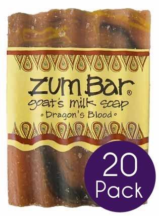 Dragons Blood<br>Zum Bars Multipack (20 Count)<br>by Indigo Wild