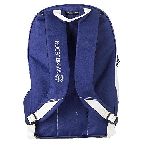 Babolat Tennis Club Wimbledon Taschen für Material, Unisex Erwachsene, Blau/Beige, Einheitsgröße