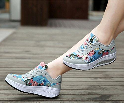 GFONE - Zapatos de tacón  mujer 40 EU